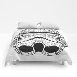 Dia De Los Troopers Comforters