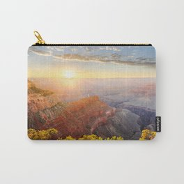 Sunset at Grand Canyon Carry-All Pouch