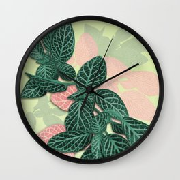 Scculent No.2 Wall Clock