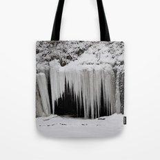 Snow Cave Tote Bag