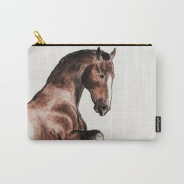 HANOVERIAN HORSE Carry-All Pouch
