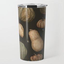 Pumpkins and Gourds Travel Mug