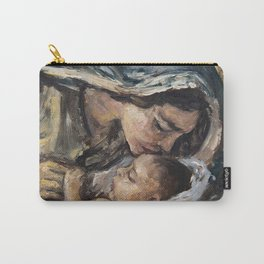 NEW EDITION: Nativity Carry-All Pouch