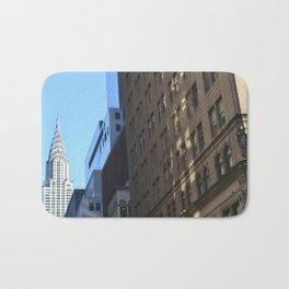 Chrysler Building, New York City. Bath Mat