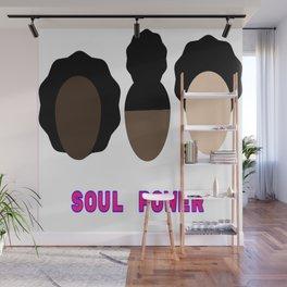 Soul Power Girls Wall Mural