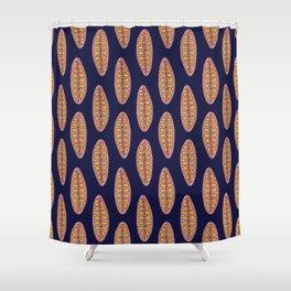 Diatom nr1 Shower Curtain