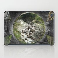 hiking iPad Cases featuring Hiking Shapes by Frantom