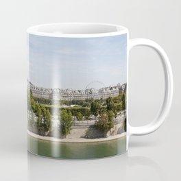 Paris by the River Coffee Mug