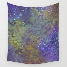 Abstract Watercolor #3 Wall Tapestry