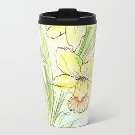 Yearning for Spring Travel Mug