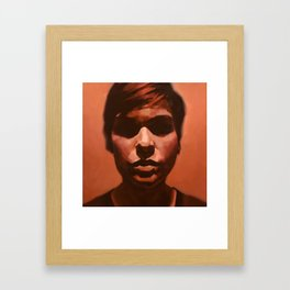 Melodie #5 Framed Art Print