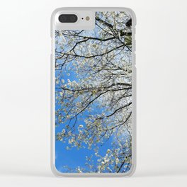 You Blossom My Heart Clear iPhone Case