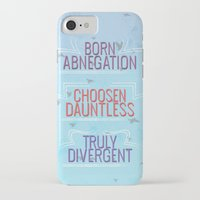 divergent iPhone & iPod Cases featuring Truly Divergent by Tiffany 10