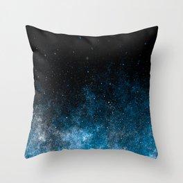 Burning Stars Throw Pillow