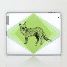 fox in forest Laptop & iPad Skin