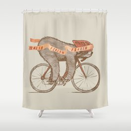 finish Shower Curtain