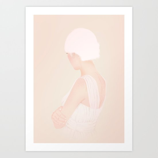 At Peace II Art Print