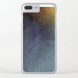 Sun and Sky Clear iPhone Case