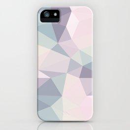 Geometric Holograph iPhone Case