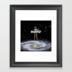 Everybody, Just Swirl! Framed Art Print