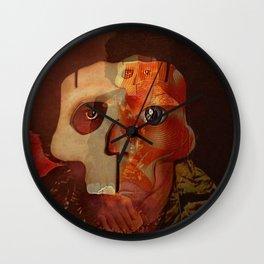 PSYCHOTROPICAL Wall Clock