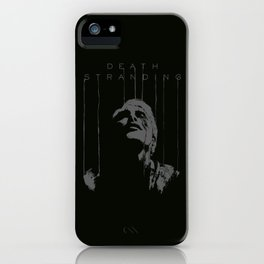 Death Stranding - Mads iPhone Case