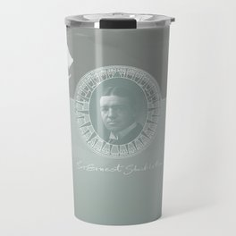 Ernest Shackleton Travel Mug