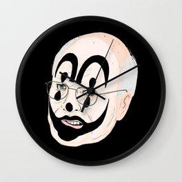 Cheney 2 Dope Wall Clock