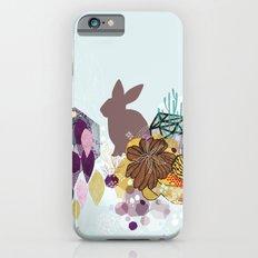 Easter bunny wonderland Slim Case iPhone 6s