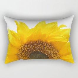 yellow sunflower Rectangular Pillow