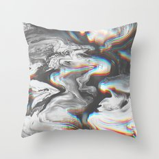 D IS FOR Throw Pillow