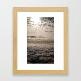 Cloudscape 2 Framed Art Print
