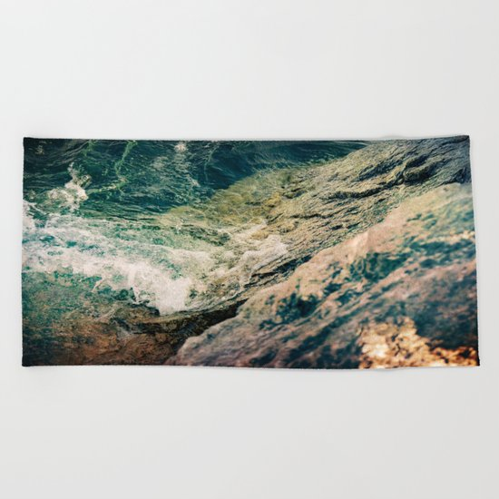 Relentless Beach Towel
