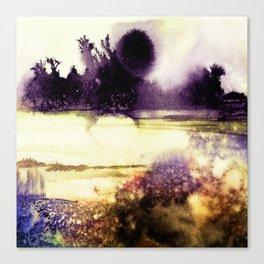 Firefly Meadow Canvas Print