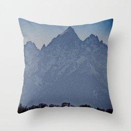 Teton Throw Pillow