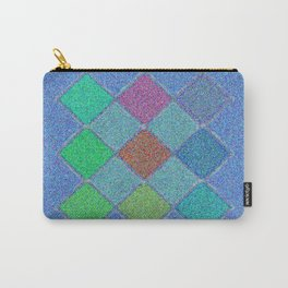 Diamonds Number Five Carry-All Pouch