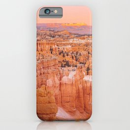 Bryce Canyon Magic  iPhone Case