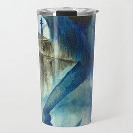 The Blue Giant Travel Mug