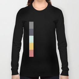 Pure Vintage palette  Long Sleeve T-shirt