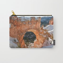 Natural Bridge - Bryce Canyon Carry-All Pouch