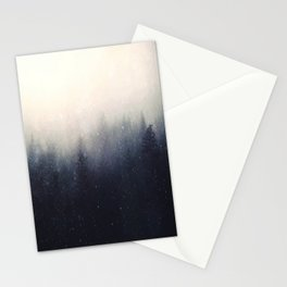 ghosts of my past Stationery Cards