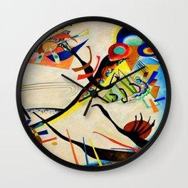 The Bird by Wassily Kandinsky Wall Clock