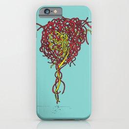 Mind Knot iPhone Case