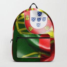Portugal Flag Backpack