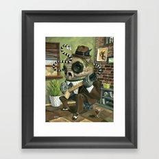 Calabanjo Framed Art Print