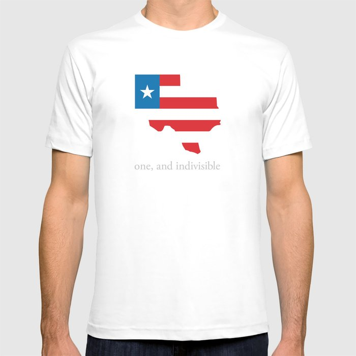 7th Flag of Texas T-shirt