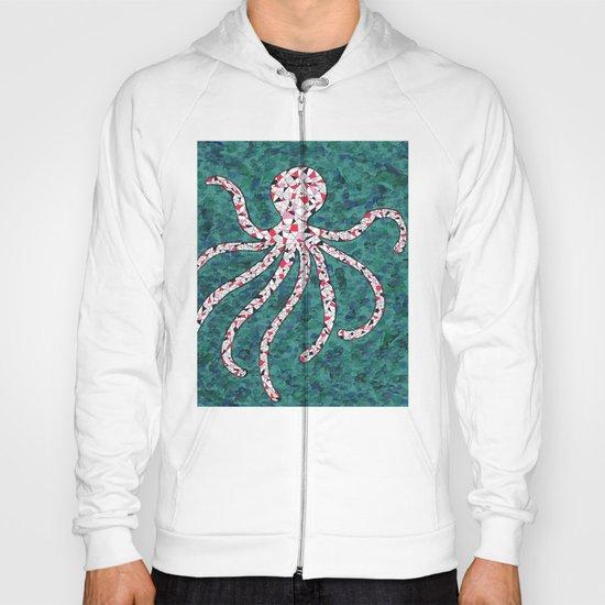 Dream of Octopus Hoody