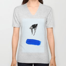 Shallow Waters Unisex V-Neck