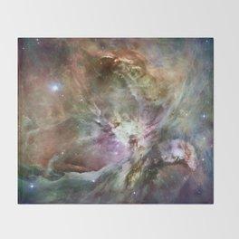 Orion Nebula 2 Throw Blanket