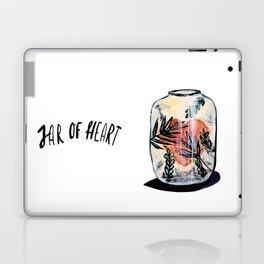Jar of Heart Laptop & iPad Skin